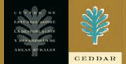 CEDDAR · Centro de Estudios sobre la Despoblación y Desarrollo de Áreas Rurales